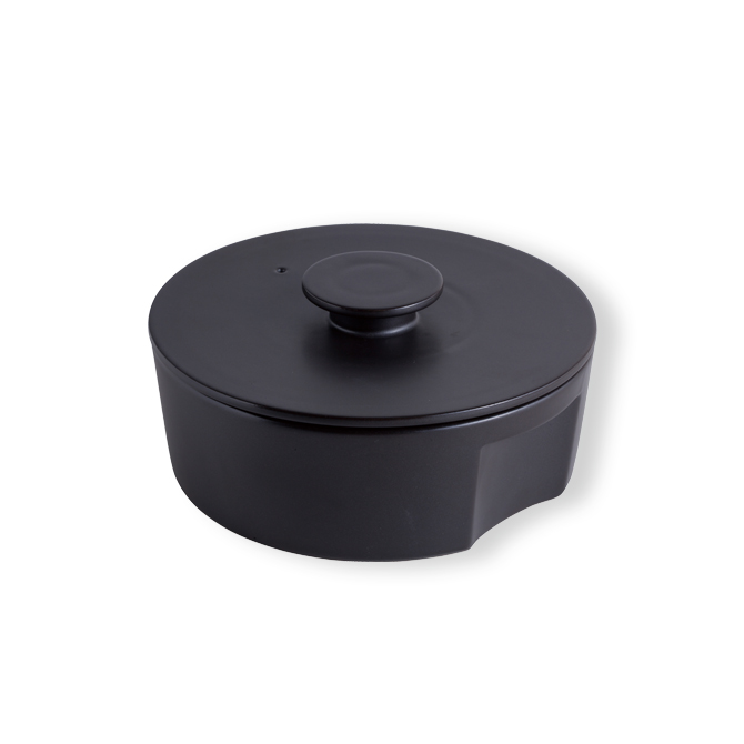 cotto cottoセレクト 耐熱土鍋 BLACK