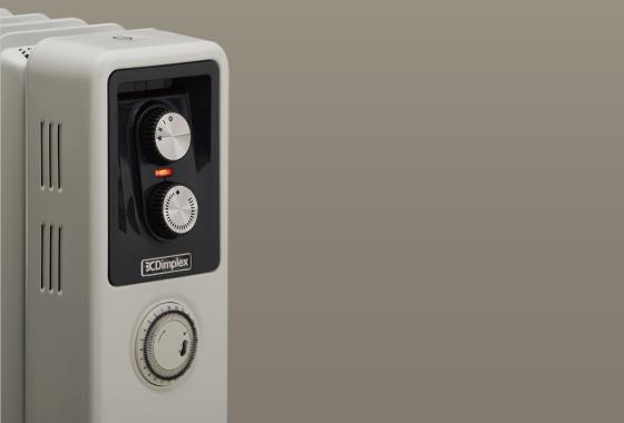 ディンプレックス オイルフリーヒーター B02